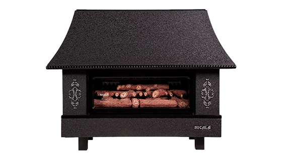 Nafis MC-30 fireplace