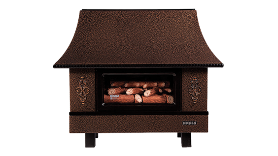 Sima MC-22 fireplace