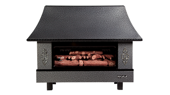 Simin MC-26 fireplace