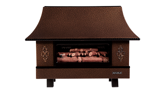 Zarin MC-28 fireplace